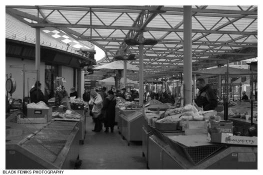 Farrrmers Market - Zeleni Venac