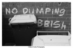 No Dumping - Blue Mountains