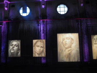 Rone - Melbourne Exhibition 2016