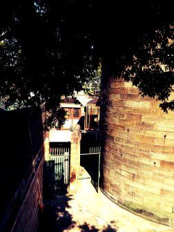 Gaol building