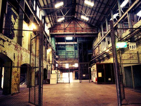 Factory Hanger