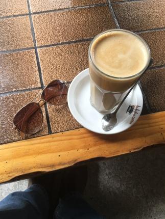 Gutz Coffee - Flat White