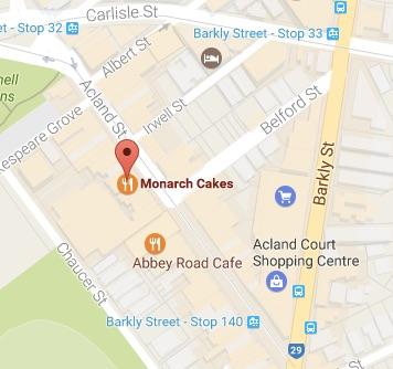 Monarch Cakes