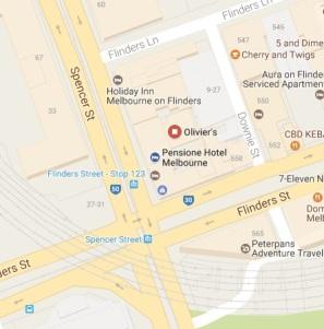 olivier's map